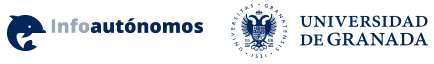 Logotipos Infoautónomos y Universidad de Granada